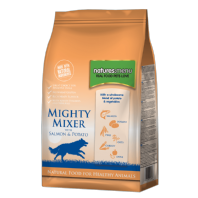 Mighty Mixer Biscuit with Salmon & Potatoes - 2KG